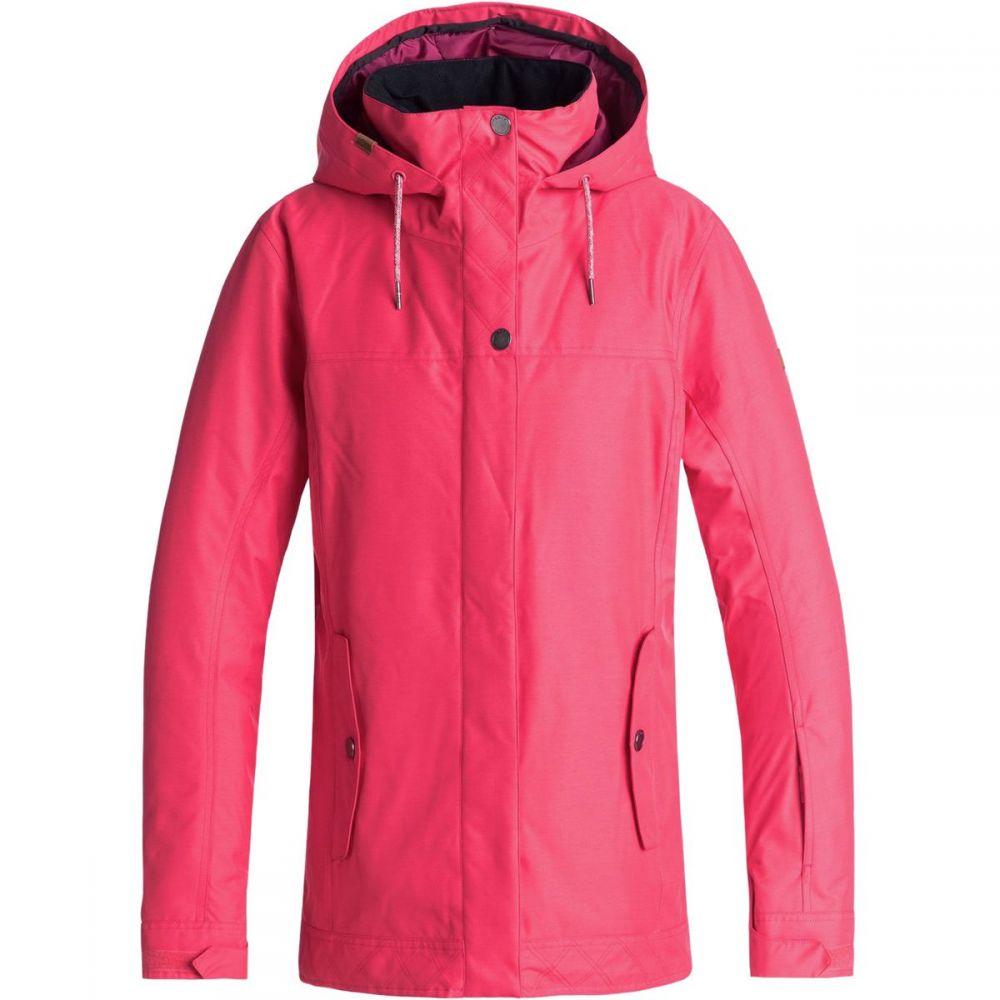 ロキシー Roxy レディース スキー・スノーボード アウター【Billie Hooded Jacket】Teaberry