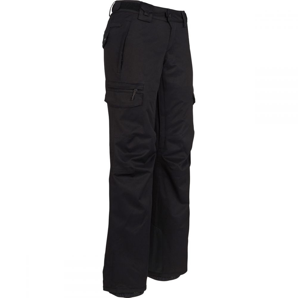 シックス エイト シックス 686 レディース スキー・スノーボード ボトムス・パンツ【Smarty 3 - in - 1 Cargo Pant】Black