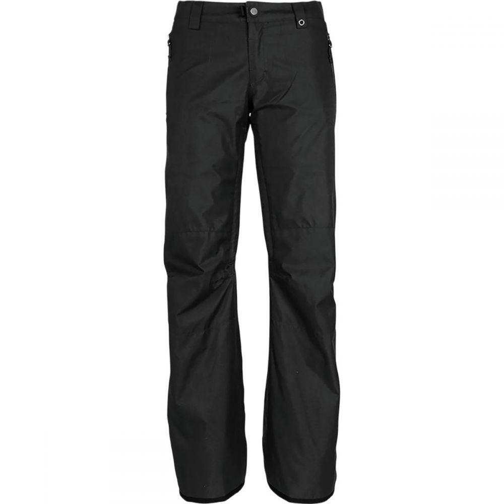 シックス エイト シックス 686 レディース スキー・スノーボード ボトムス・パンツ【After Dark Shell Pant】Black