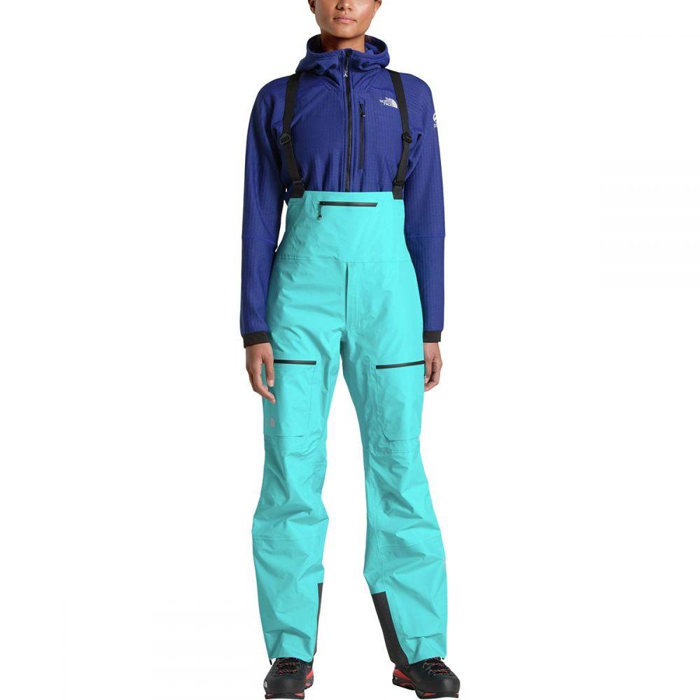 ザ ノースフェイス The North Face レディース スキー・スノーボード ボトムス・パンツ【Summit L5 GTX Pro Full - Zip Bib Pant】Bluebird
