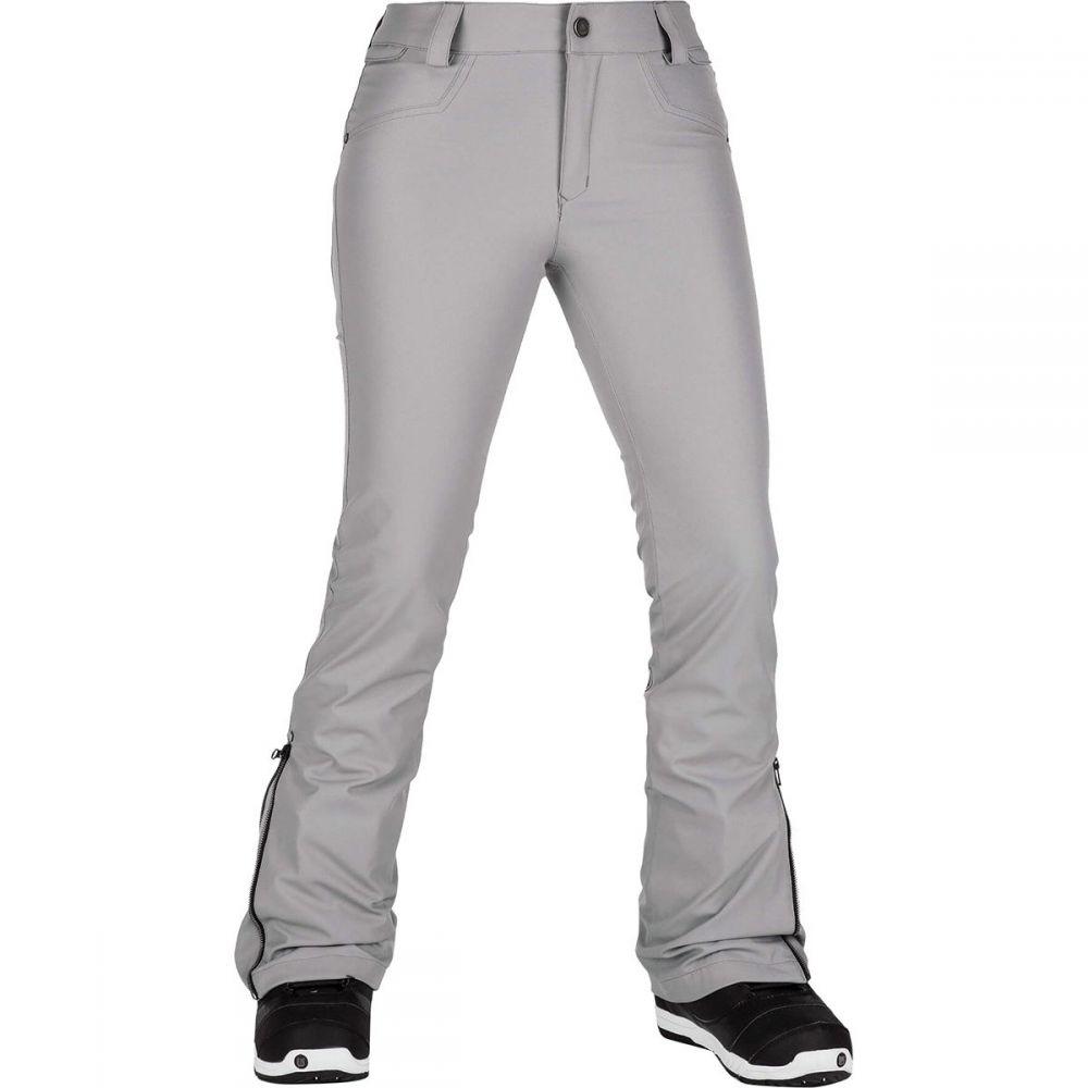 ボルコム Volcom レディース スキー・スノーボード ボトムス・パンツ【Battle Stretch Pant】Charcoal