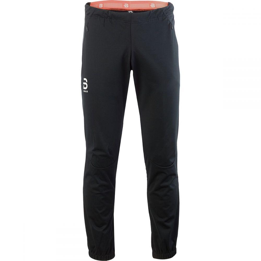 ビョルン ダーリ Bjorn Daehlie メンズ スキー・スノーボード ボトムス・パンツ【Ridge Full - Zip Pants】Black