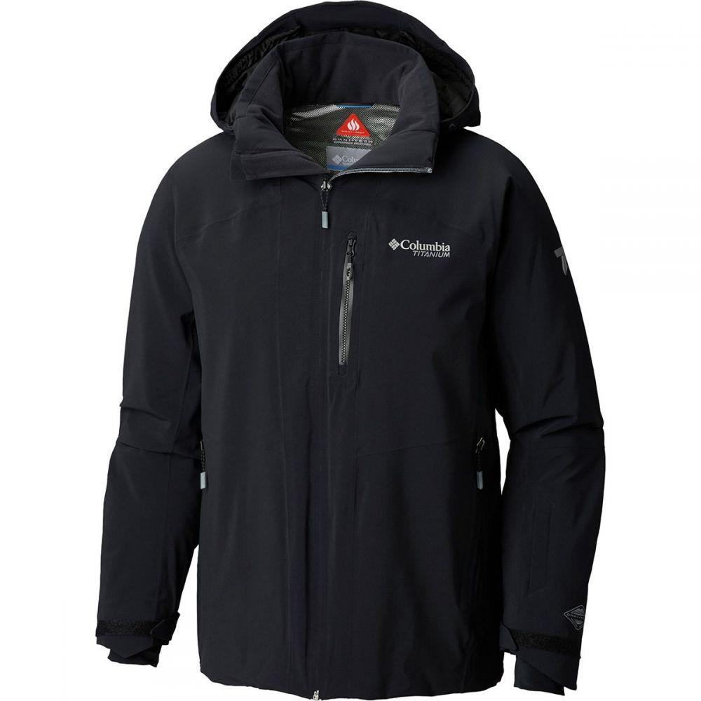 コロンビア Columbia メンズ スキー・スノーボード アウター【Snow Rival Jackets】Black