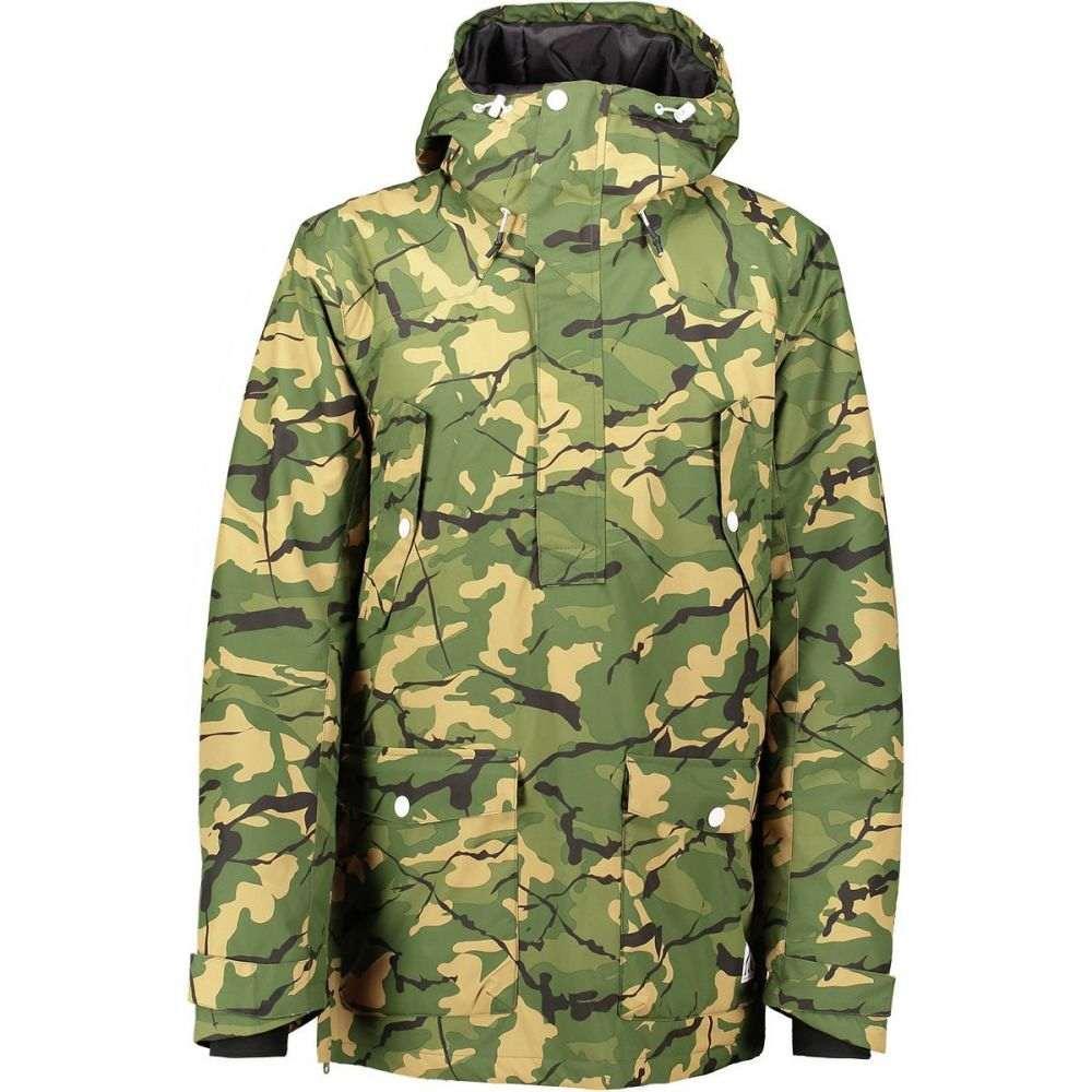 ウェアーカラー WEAR COLOUR メンズ スキー・スノーボード アウター【Colour Jackets】Forest