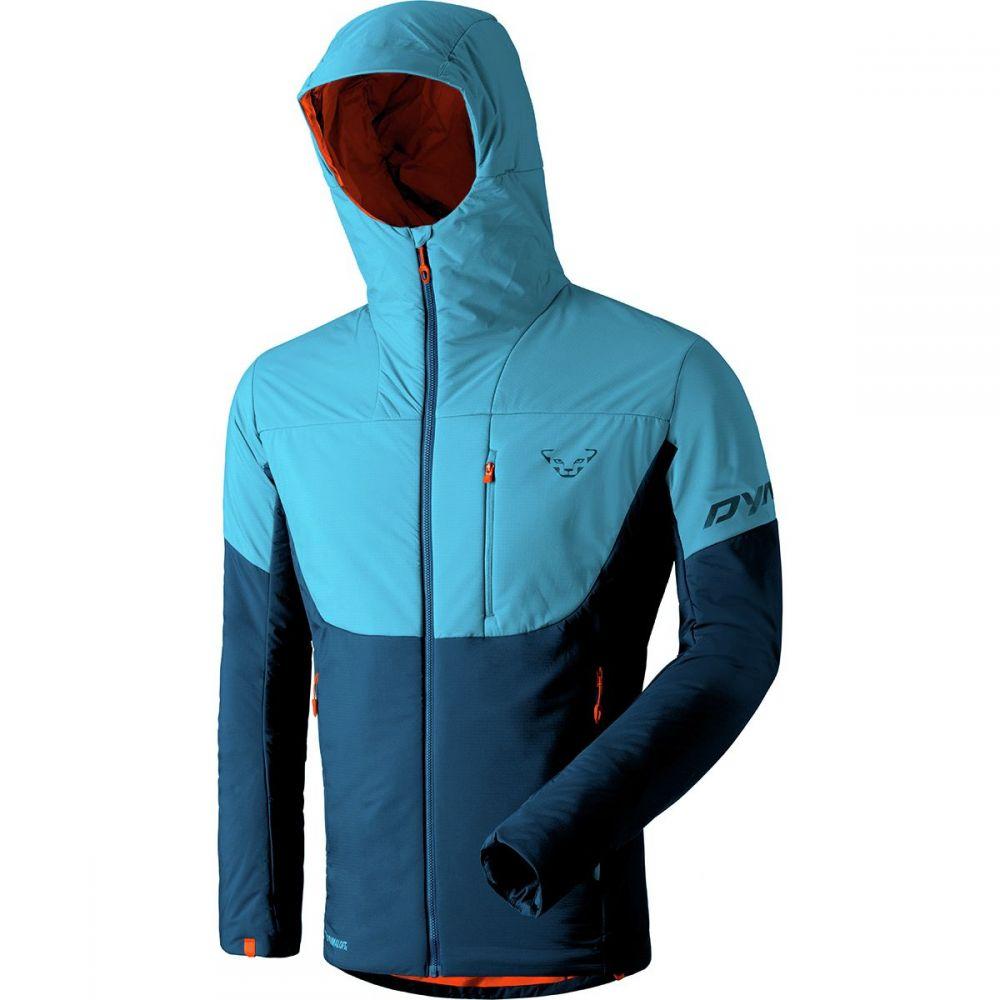 ダイナフィット Dynafit メンズ アウター ジャケット【FT Pro Primaloft Hooded Jackets】Methyl Blue