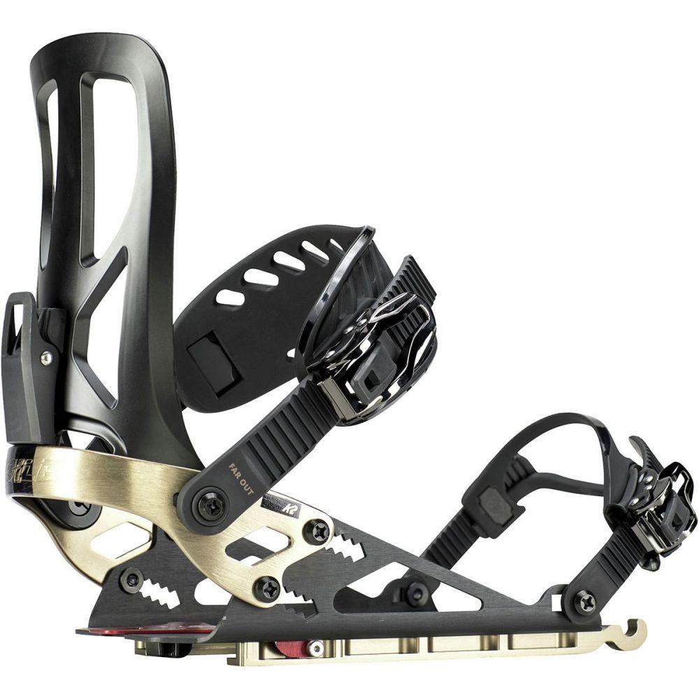 ケーツー K2 Snowboards メンズ スキー・スノーボード ビンディング【Farout Snowboard Bindings】Black
