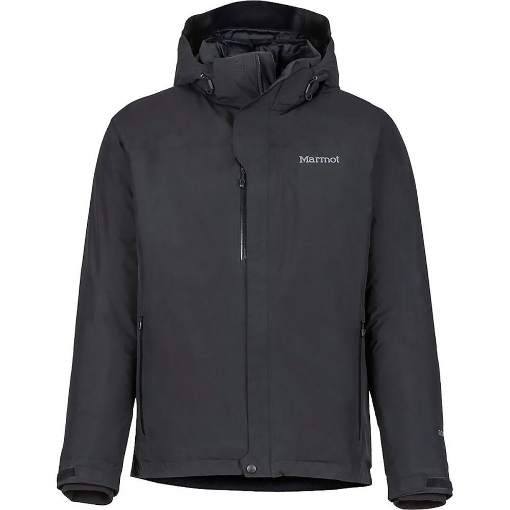 マーモット Marmot メンズ アウター ジャケット【Synergy Featherless Jackets】Black