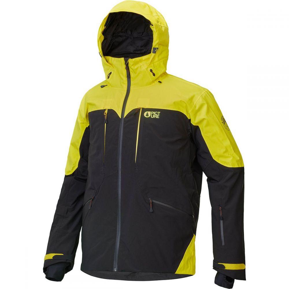 ピクチャー オーガニック Organic Jackets】Black Picture Organic メンズ Ski スキー・スノーボード アウター【Naikoon Ski Jackets】Black, ねっとサージミヤワキ:aa87db62 --- campusformateur.fr