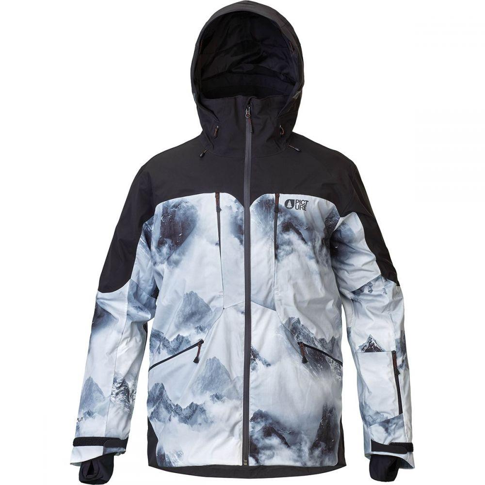 ピクチャー オーガニック Picture Organic メンズ スキー・スノーボード アウター【Naikoon Ski Jackets】Print