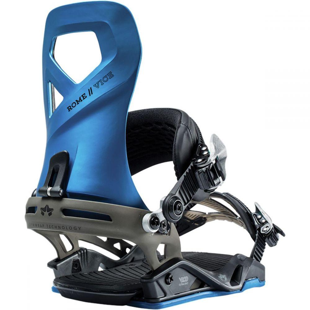 ローマー Rome メンズ スキー・スノーボード ビンディング【Vice Snowboard Bindings】Blue
