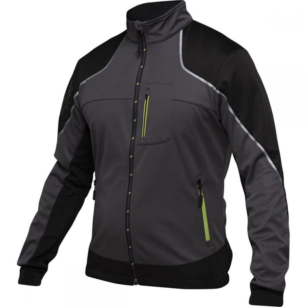 スウィックス Swix メンズ スキー・スノーボード アウター【Delda Light Softshell Jackets】Black