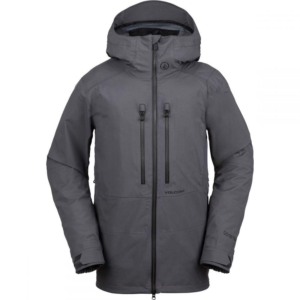 ボルコム Volcom メンズ スキー・スノーボード アウター【Guide Gore - Tex Hooded Jackets】Vintage Black
