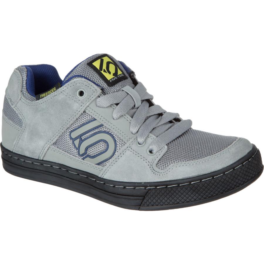 ファイブテン Five Ten メンズ サイクリング シューズ・靴【Freerider Shoe】Grey/Blue