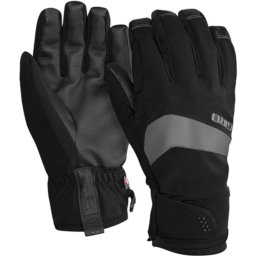 ジロ Giro メンズ サイクリング グローブ【Proof Gloves】Black