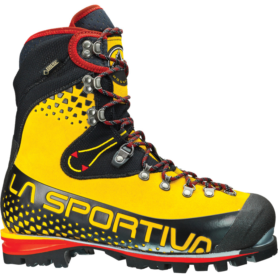 ラスポルティバ La Cube Boot】Yellow Sportiva GTX メンズ 登山 シューズ・靴【Nepal Cube GTX Mountaineering Boot】Yellow, 東海トリカエ隊:2257ff99 --- jpworks.be