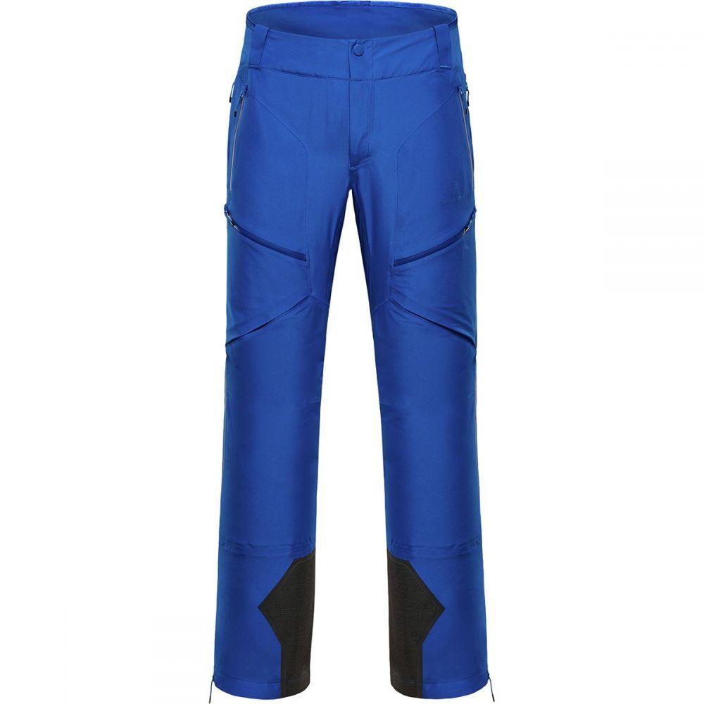 ブラックヤク BLACKYAK メンズ スキー・スノーボード ボトムス・パンツ【Kuri Pants】Snorkel Blue