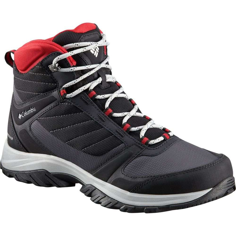 コロンビア Columbia メンズ ハイキング・登山 シューズ・靴【Terrebonne II Sport Mid Omni - Tech Hiking Boots】Black/White