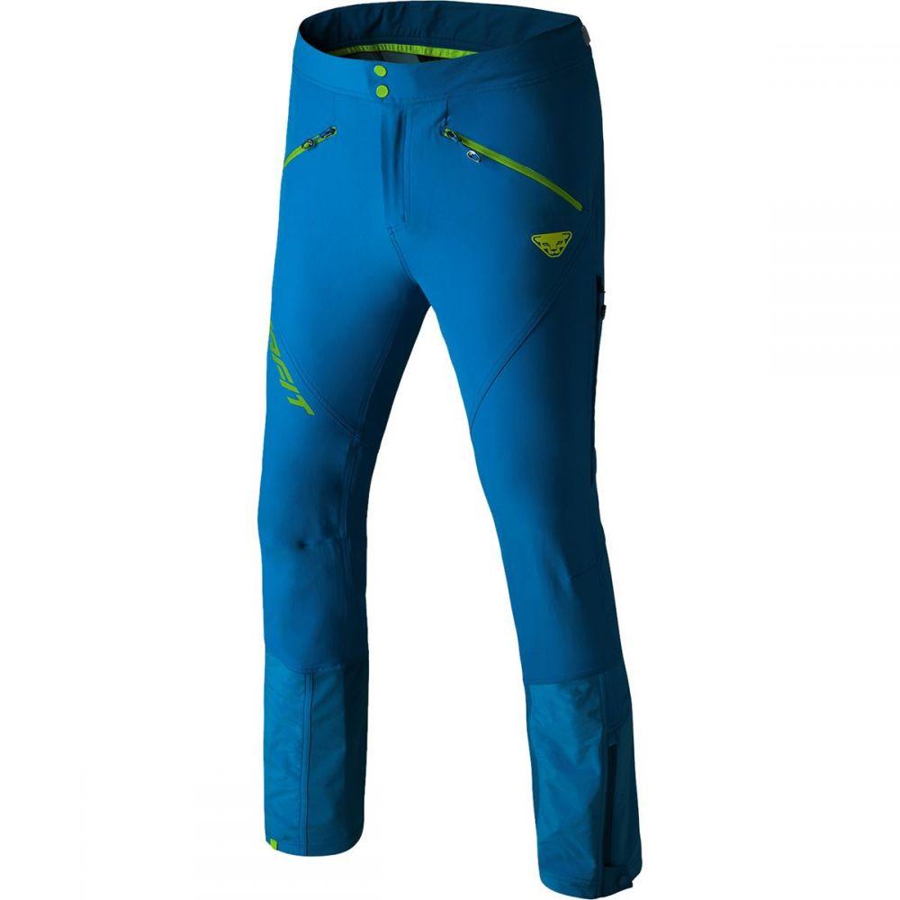 ダイナフィット Dynafit メンズ スキー・スノーボード ボトムス・パンツ【TLT 2 Dynastretch Pants】Mykonos Blue