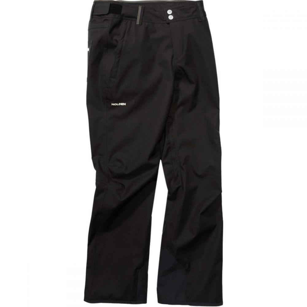 ホールデン Holden メンズ スキー・スノーボード ボトムス・パンツ【Standard Skinny Pants】Black
