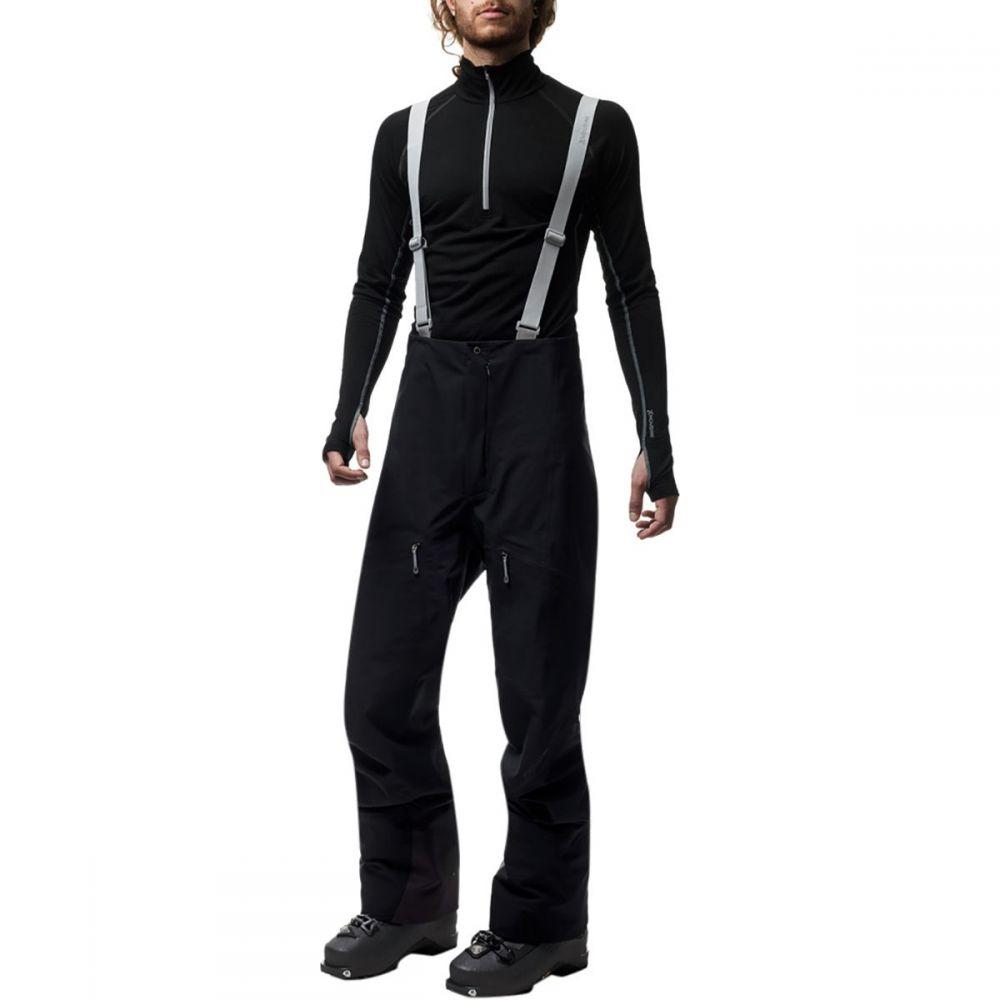 フーディニ Houdini メンズ スキー・スノーボード ボトムス・パンツ【Rollercoaster Pants】True Black