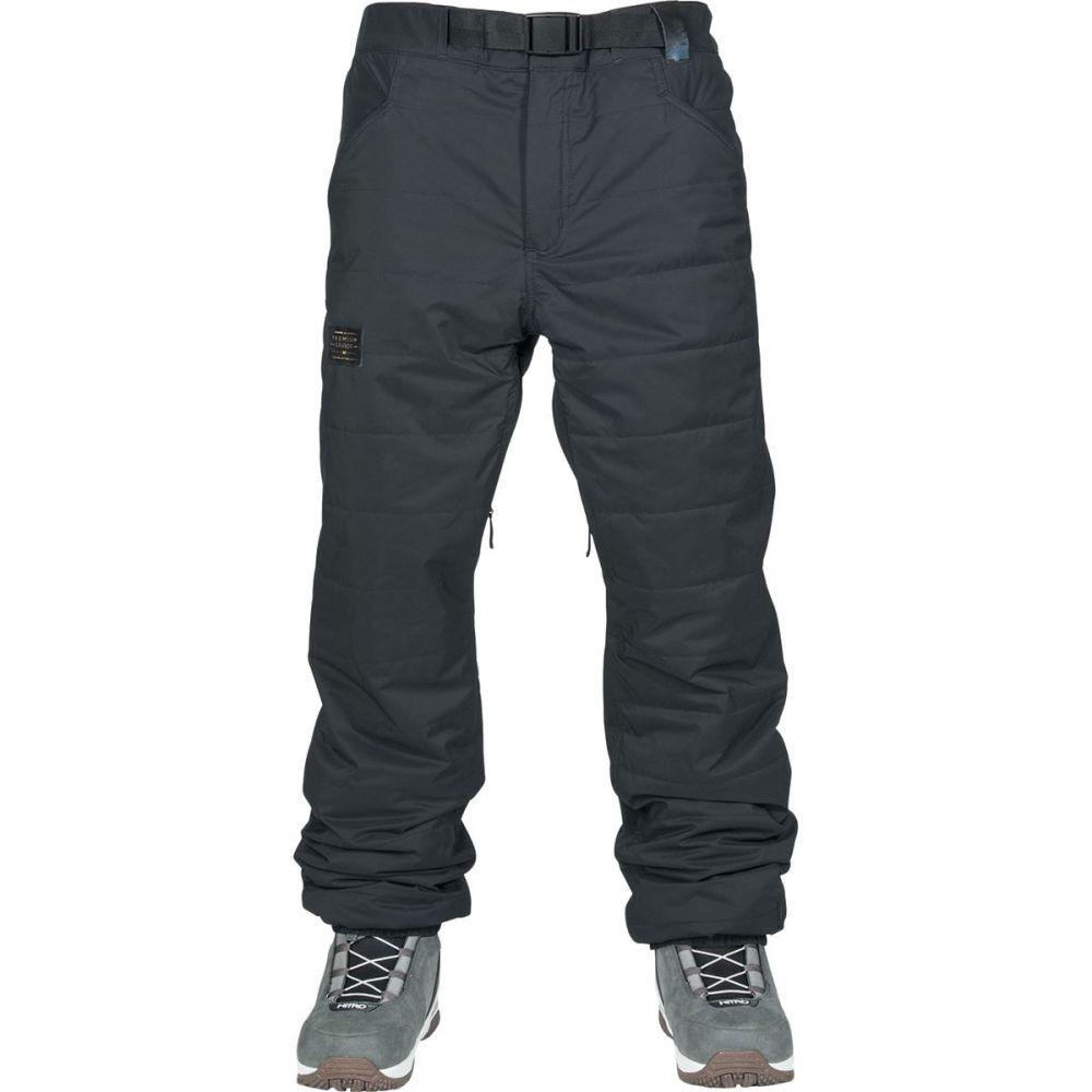 L1 メンズ スキー・スノーボード ボトムス・パンツ【Aftershock Pants】Black