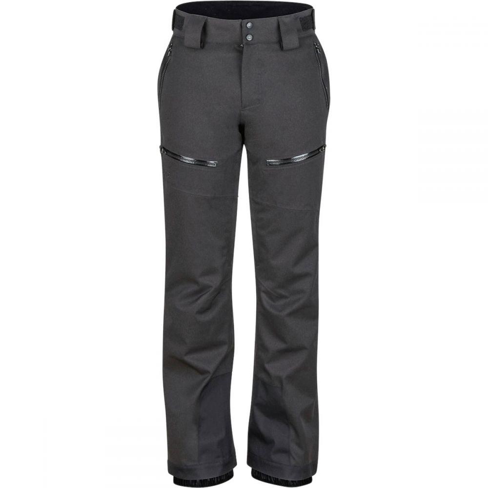 マーモット Marmot メンズ スキー・スノーボード ボトムス・パンツ【Schussing Featherless Pants】Black