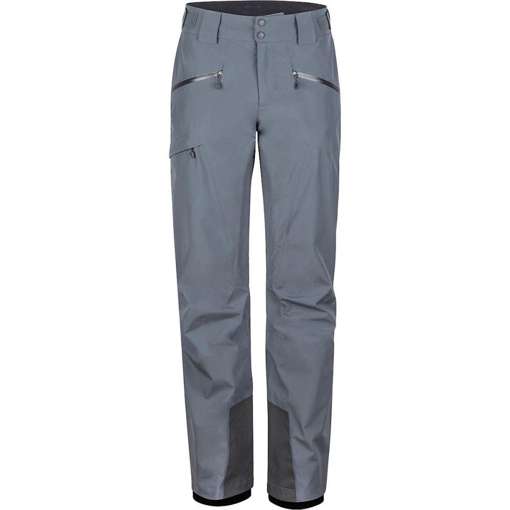 マーモット Marmot メンズ スキー・スノーボード ボトムス・パンツ【Lightray Pants】Steel Onyx