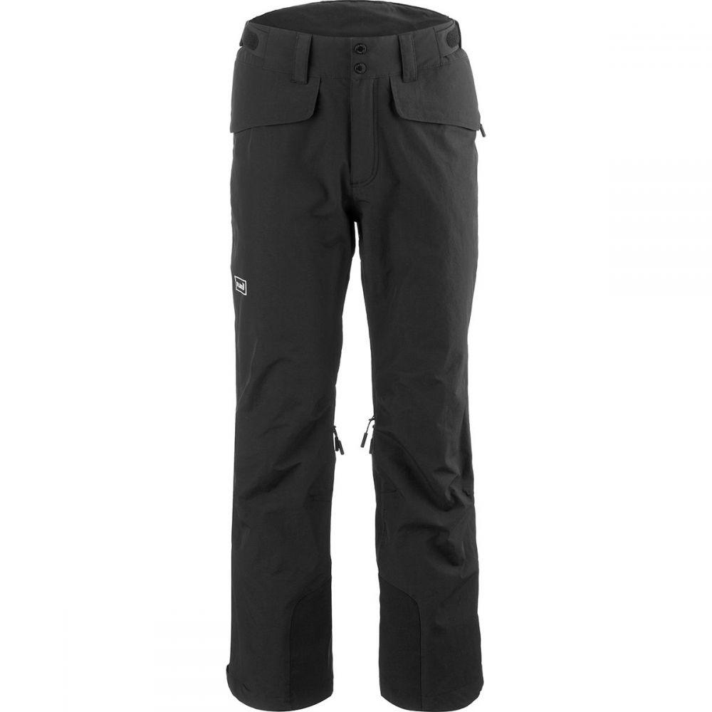 プランクス Planks Clothing メンズ スキー・スノーボード ボトムス・パンツ【Tracker Pants】Black