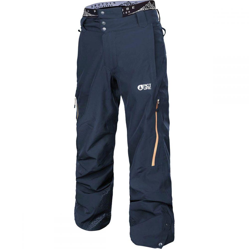 ピクチャー オーガニック Picture Organic メンズ スキー・スノーボード ボトムス・パンツ【Object Ski Pants】Dark Blue