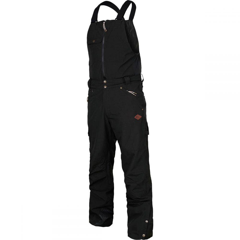ピクチャー オーガニック Picture Organic メンズ スキー・スノーボード ボトムス・パンツ【Yakoumo Bib Pants】Black