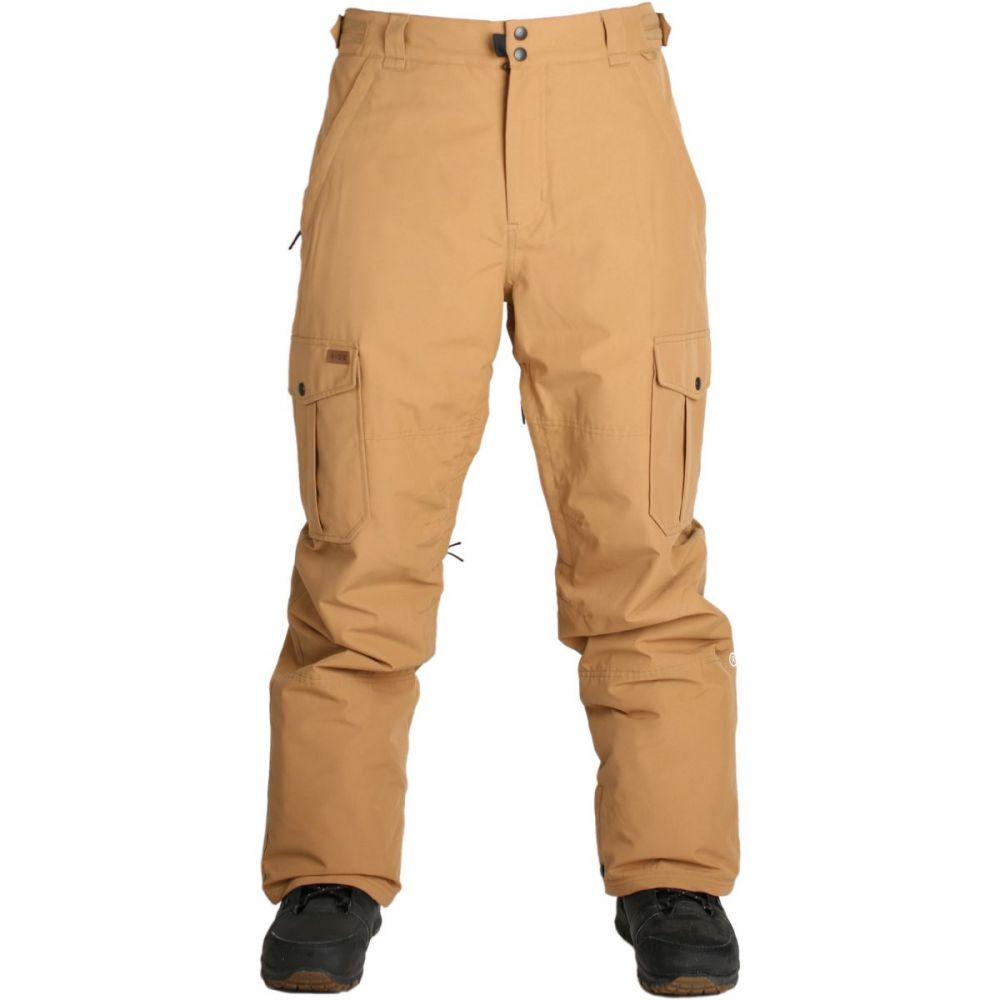 ライド Ride メンズ スキー・スノーボード ボトムス・パンツ【Phinney Insulated Pants】Camel