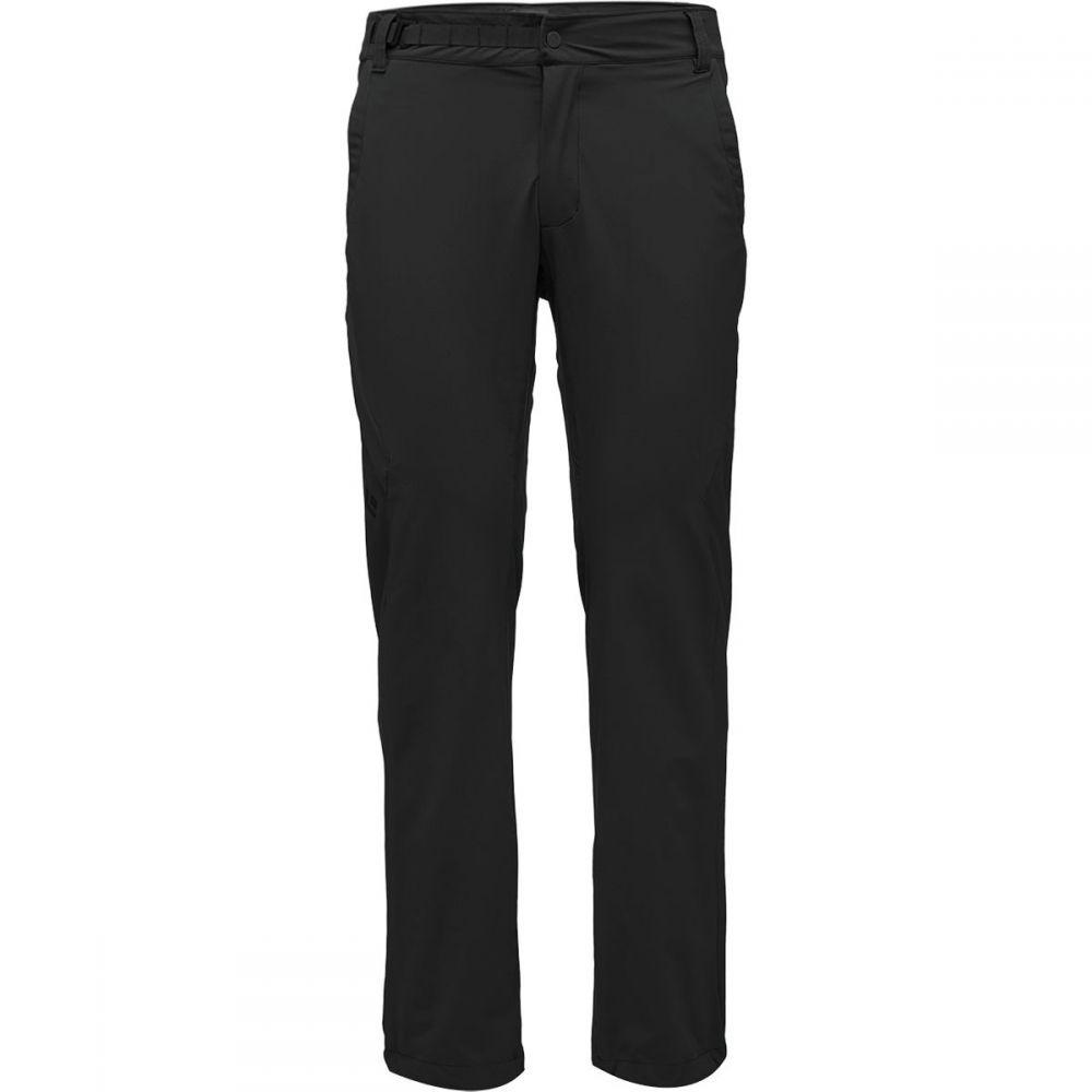 ブラックダイヤモンド Black Diamond メンズ ハイキング・登山 ボトムス・パンツ【Alpine Light Pants】Black