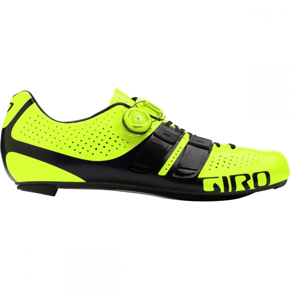 ジロ Giro メンズ 自転車 シューズ・靴【Factor Techlace Shoes】Highlight Yellow/Black
