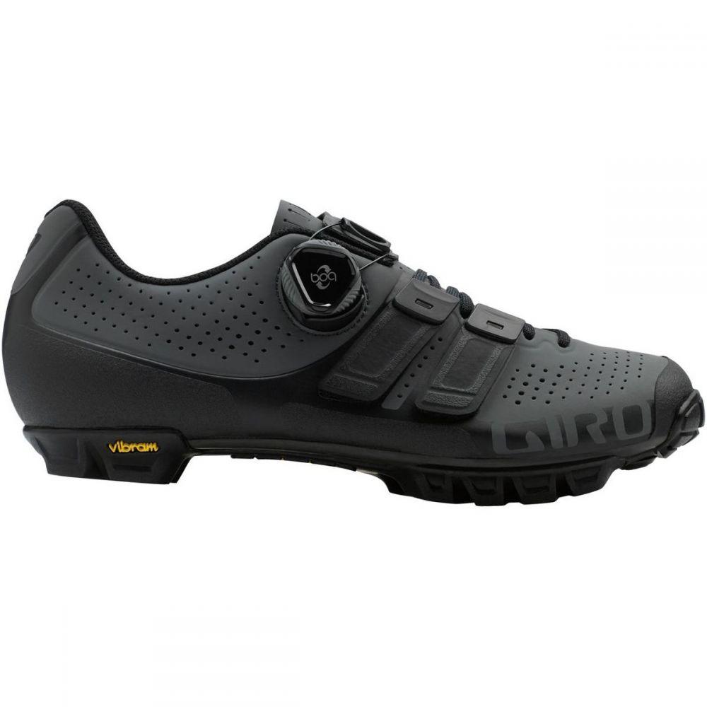 ジロ Giro メンズ 自転車 シューズ・靴【Code Techlace Shoes】Dark Shadow/Black