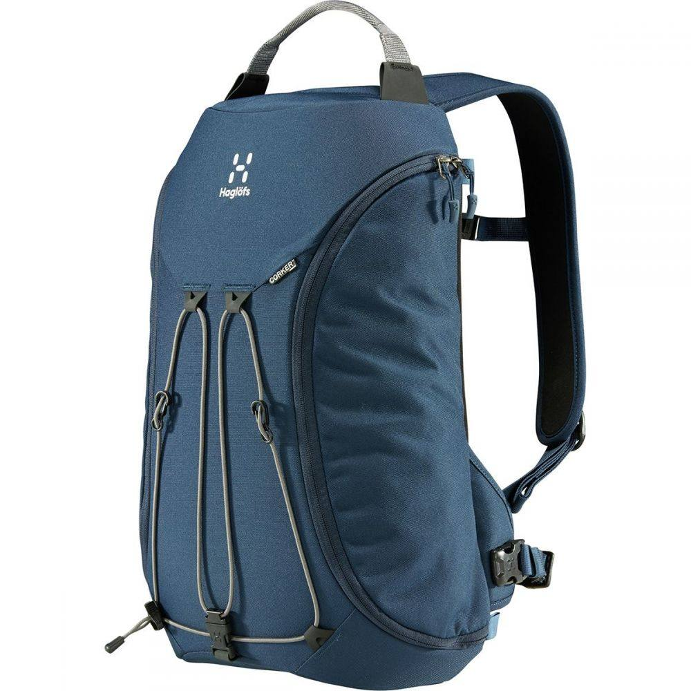ホグロフス Haglofs メンズ バッグ バックパック・リュック【Corker Medium 18L Backpack】Tarn Blue/Rock