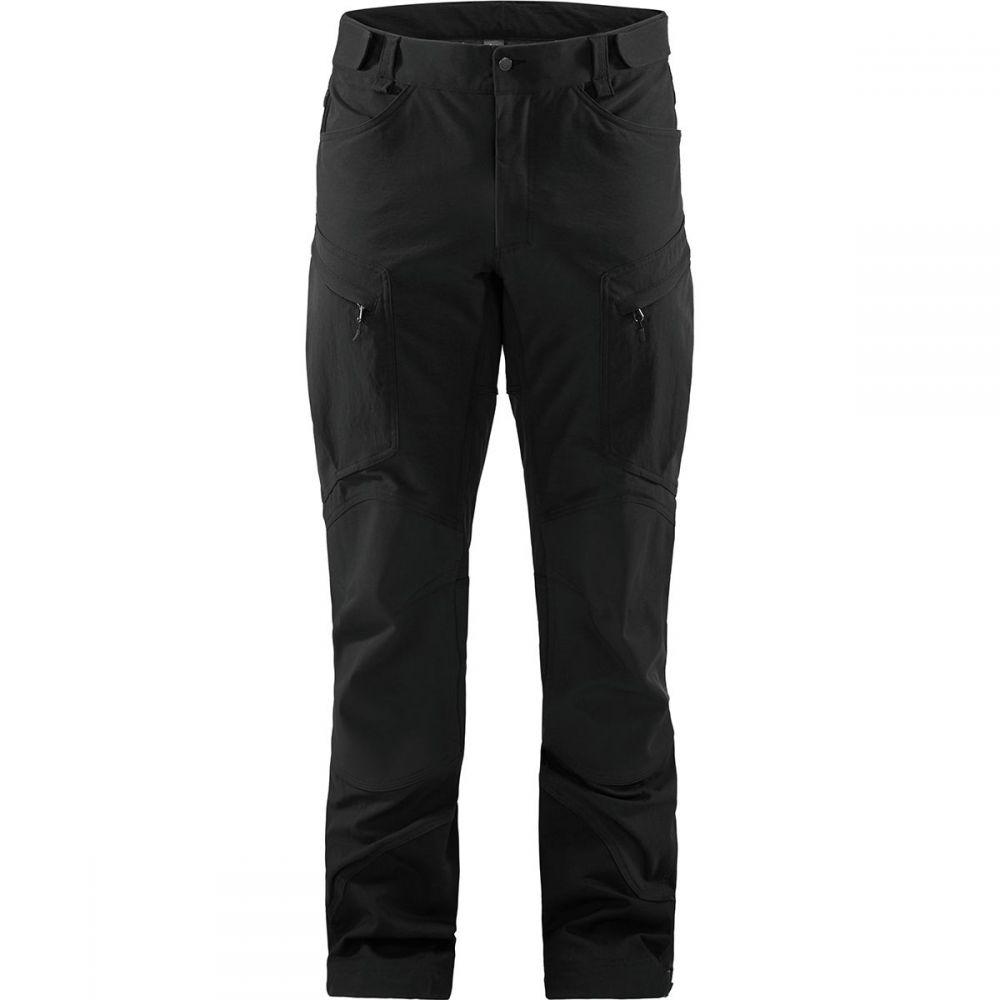 ホグロフス Haglofs メンズ ハイキング・登山 ボトムス・パンツ【Rugged Mountain Pants】True Black Solid
