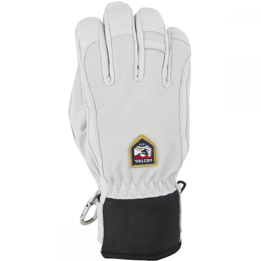 ヘスタ Hestra メンズ 手袋・グローブ【Army Leather Patrol Gloves】Ivory