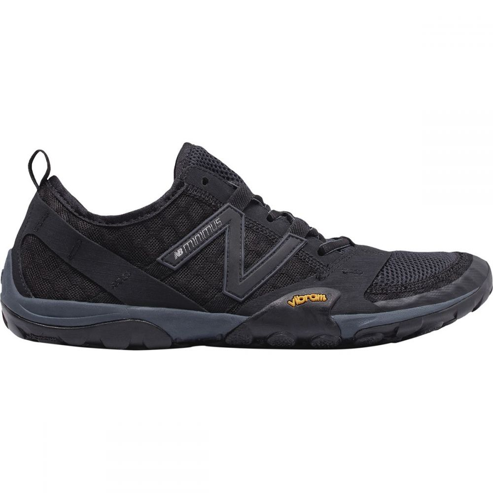 ニューバランス New Balance メンズ ランニング・ウォーキング シューズ・靴【10v1 Minimus Running Shoes】Black/Silver