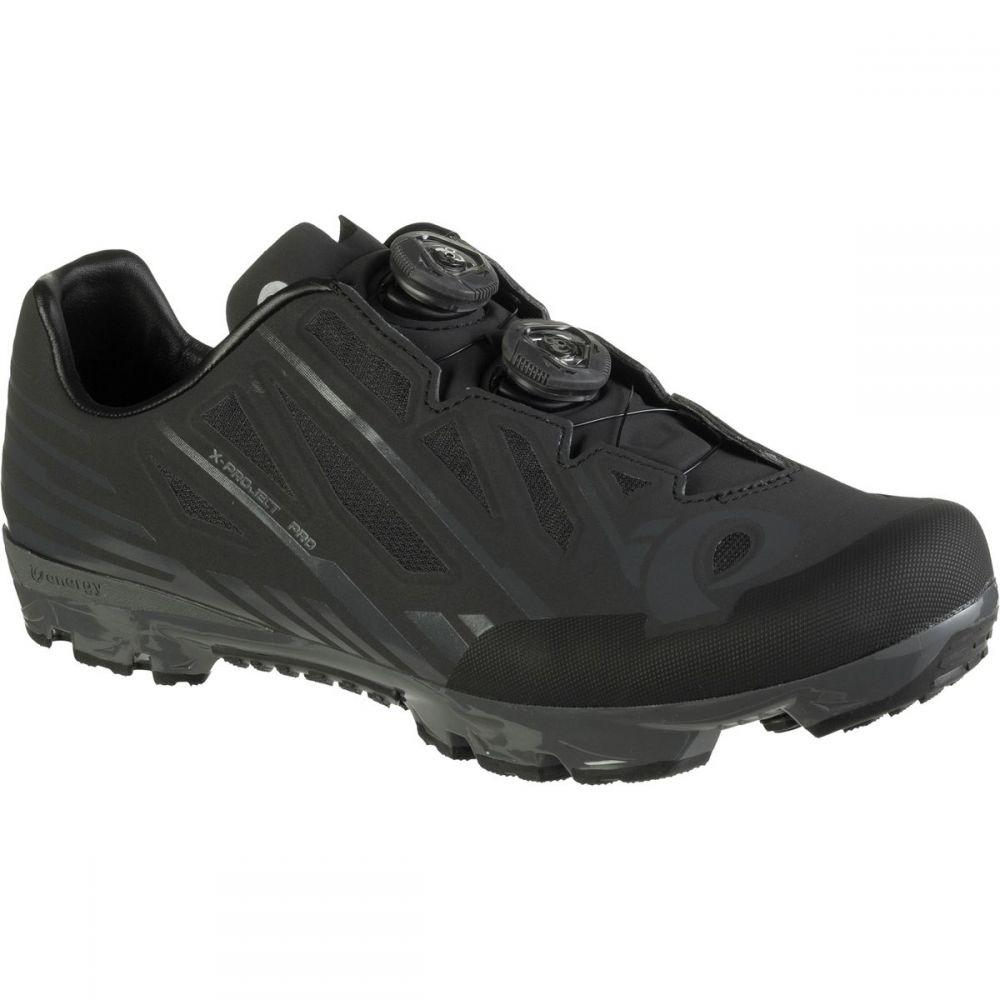 パールイズミ Pearl Izumi メンズ 自転車 シューズ・靴【X - Project P.R.O. Cycling Shoes】Black/Shadow Grey