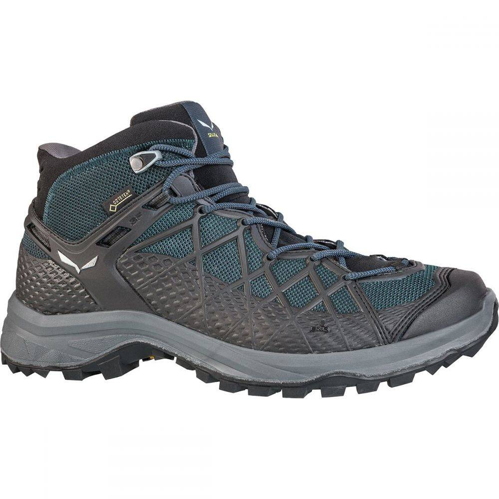 サレワ Salewa メンズ ハイキング・登山 シューズ・靴【Wild Hiker Mid GTX Boots】Black Out/Silver