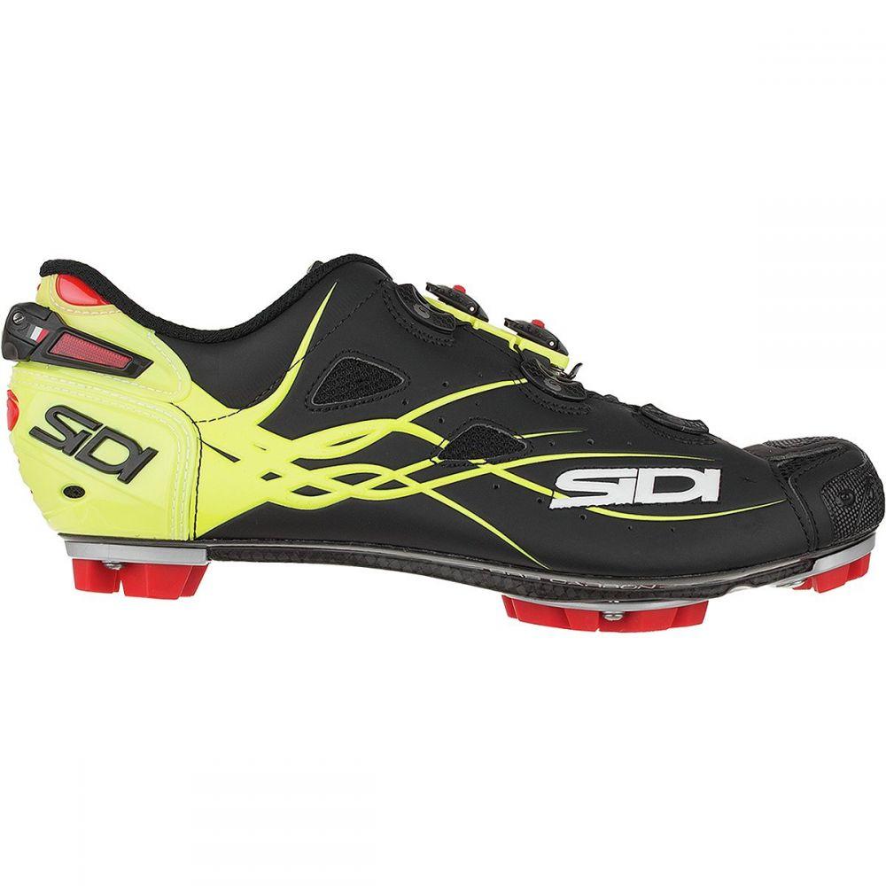 シディー Sidi メンズ 自転車 シューズ・靴【Tiger Cycling Shoes】Flo Yellow/Matte Black