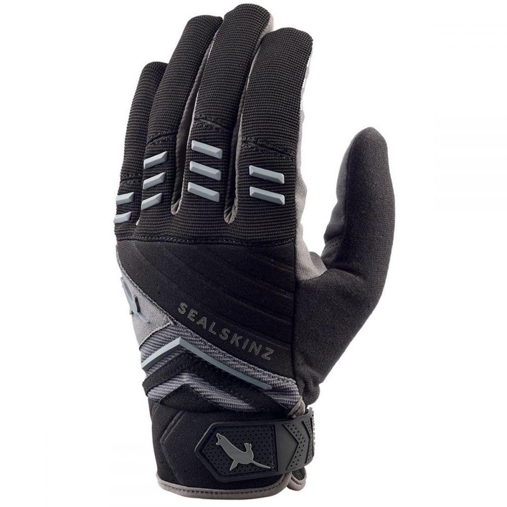シールスキンズ SealSkinz メンズ 自転車 グローブ【Dragon Eye Trail Gloves】Black/Anthracite/Grey