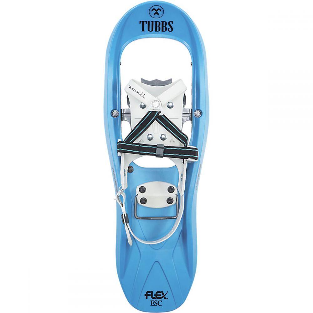 タブス Tubbs メンズ ハイキング・登山【Flex ESC Snowshoes】Cyan/Black