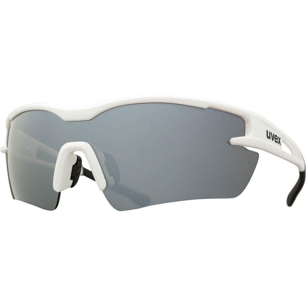 ウベックス Uvex メンズ スポーツサングラス【Sportstyle 116 Sunglasses】White