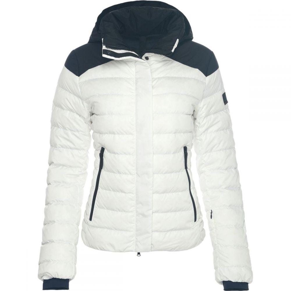 ボグナー Bogner - Fire+Ice レディース スキー・スノーボード アウター【Abela Jacket】Off White