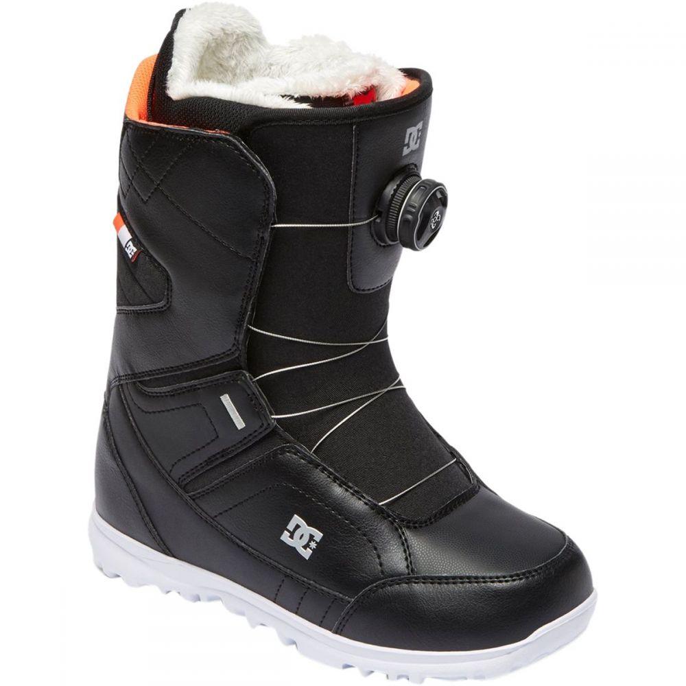 ディーシー DC レディース スキー・スノーボード シューズ・靴【Search Boa Snowboard Boot】Black