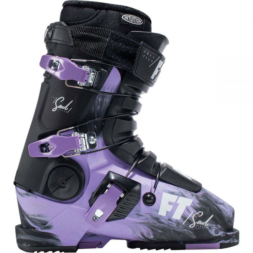 フルティルト Full Tilt レディース スキー・スノーボード シューズ・靴【Soul Sister Ski Boot】Purple/Black