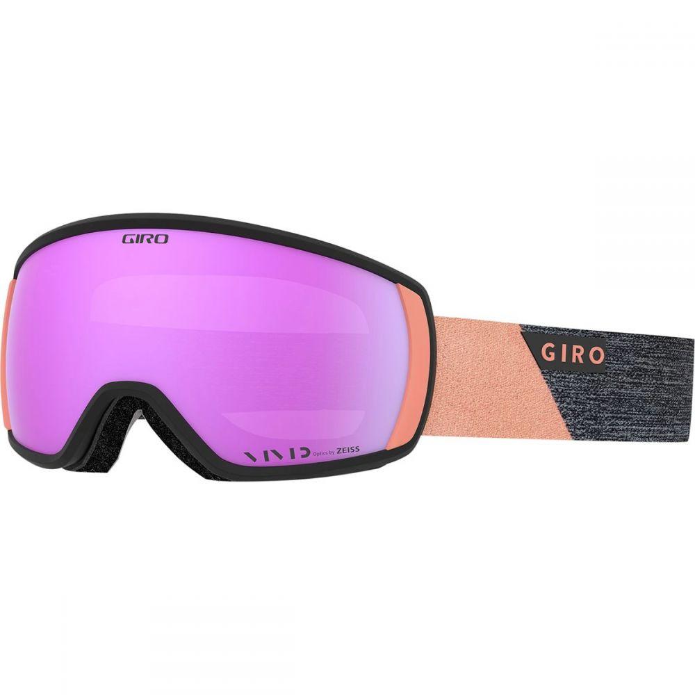 憧れ ジロ Giro レディース スキー・スノーボード ゴーグル レディース【Facet Peack/Vivid Goggle】Grey ジロ/Peach Peack/Vivid Pink, トレハン:f2229bc7 --- canoncity.azurewebsites.net