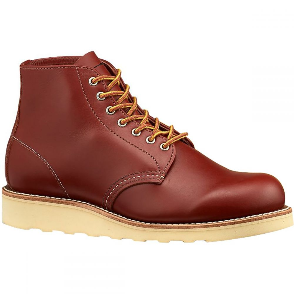 レッドウィング Red Wing Heritage レディース シューズ・靴 ブーツ【6 - Inch Round Toe Boot】Colorado Atanado Leather