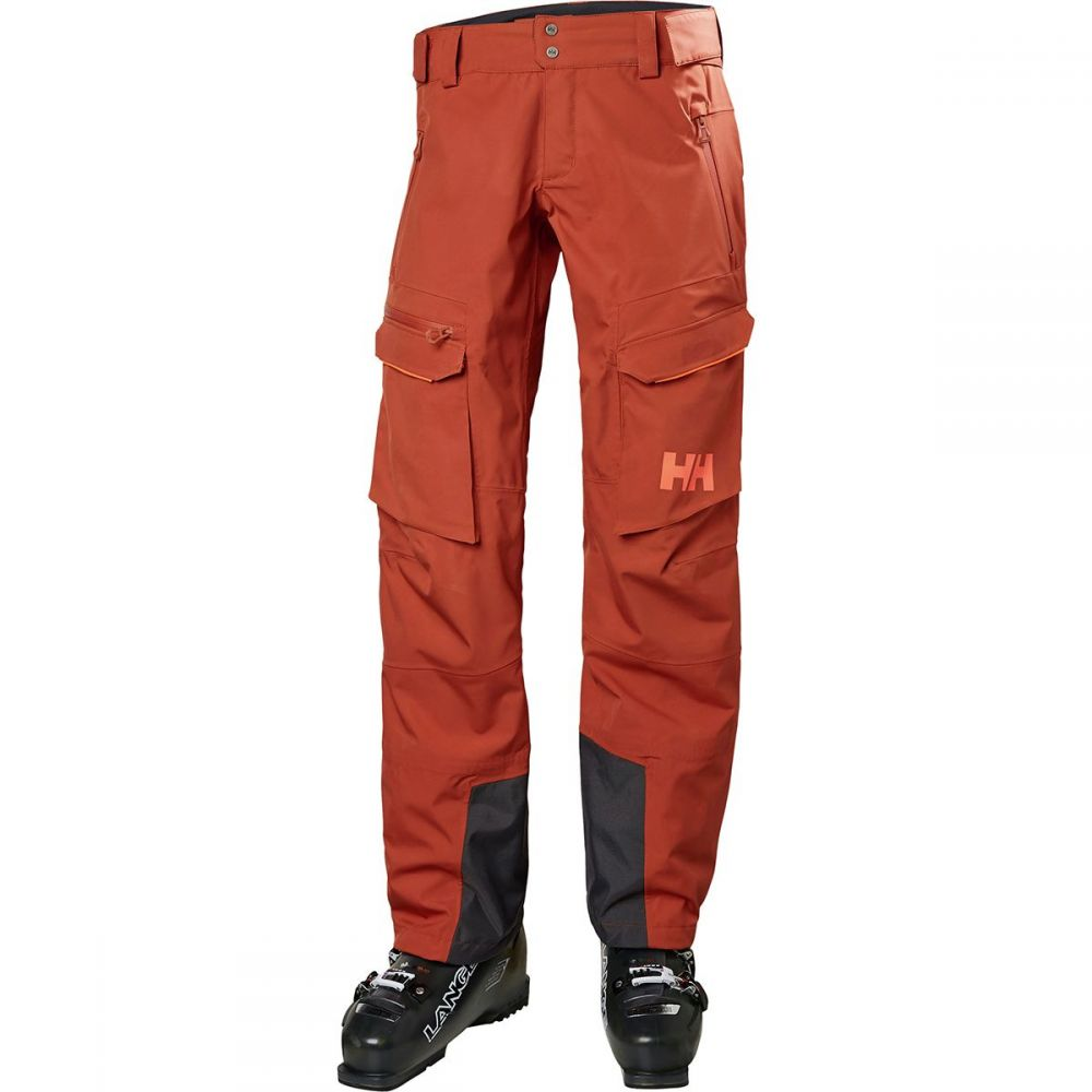 ヘリーハンセン Helly Hansen レディース スキー・スノーボード ボトムス・パンツ【Aurora Shell 2.0 Pant】Red Brick